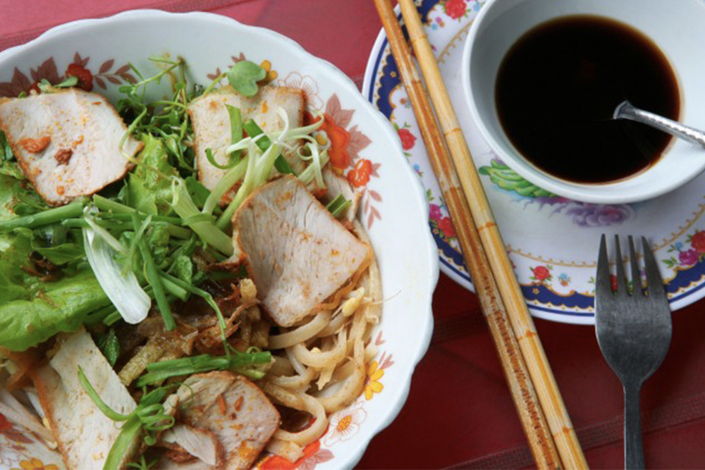 hai streetfood menukaart vietnamees eten